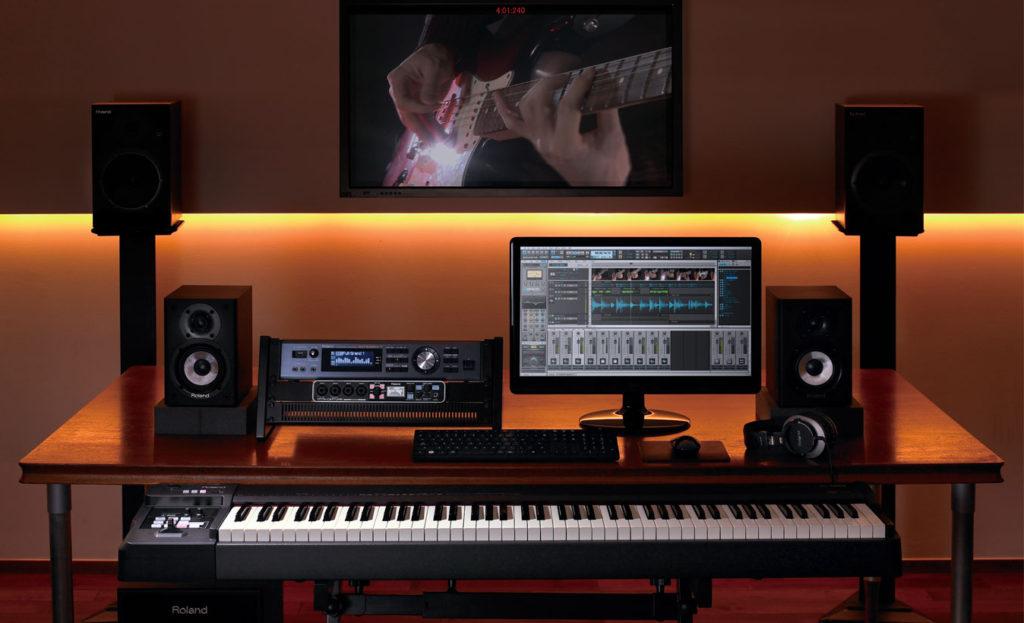 Home Studio per il voiceover