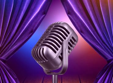 microfono voce narrante per video